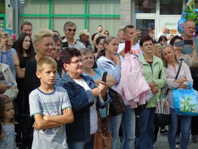 Mieszkańcy Kożuchowa i okolic spędzili fantastyczną sobotę w centrum miasta