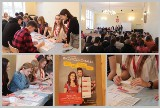 Rejestracja dawców szpiku - akcja DKMS w LMK we Włocławku [zdjęcia]