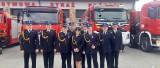 Odznaczenia i awanse dla strażaków Komendy Powiatowej PSP w Nakle