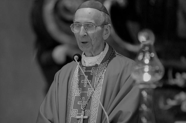Śp. biskup Jan Bagiński