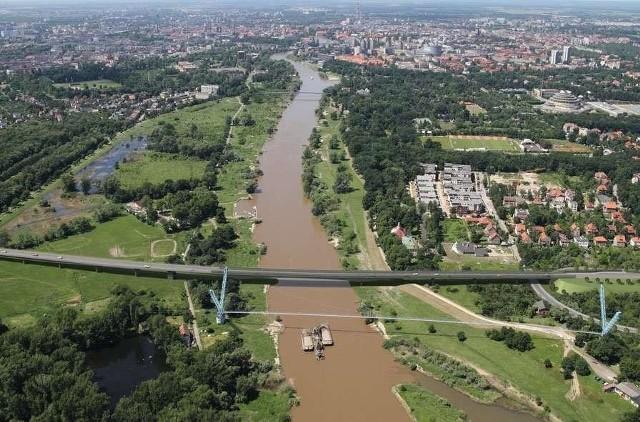 Most Wschodni ma połączyć al. Armii Krajowej z ul. Olszewskiego i Mickiewicza.