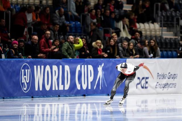 Po raz trzeci z rzędu w Tomaszowie Mazowieckim odbędą się zawody Pucharu Świata w łyżwiarstwie szybkim
