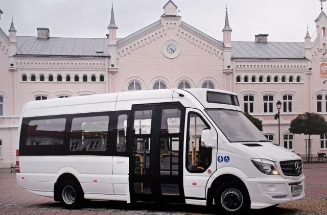 8-metrowe autobusy, na których dostawę właśnie podpisano umowę.