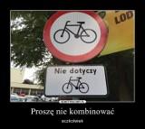 Najlepsze MEMY o rowerach i rowerzystach czyli rowerowy zawrót głowy