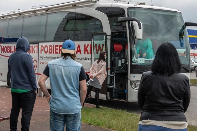 Pocztowcy kolejny raz nie zawiedli. Stawili się w wydziale Poczty Polskiej w Lisim Ogonie, by oddać cenną krew