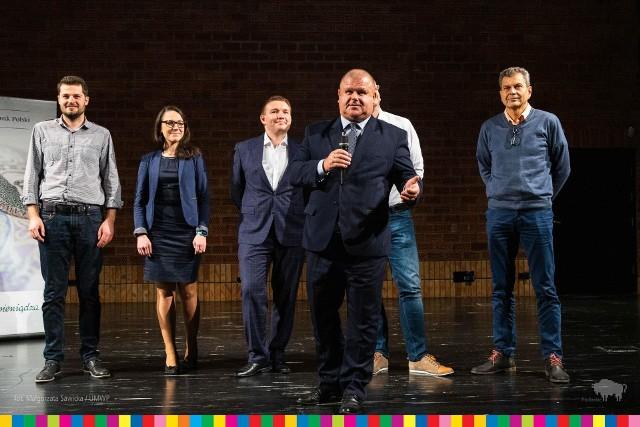 Runda T to pierwsze na Podlasiu przedsięwzięcie kojarzące projekty biznesowe z pieniędzmi. Wystąpiło w niej sześciu autorów sześciu pomysłów na biznes.