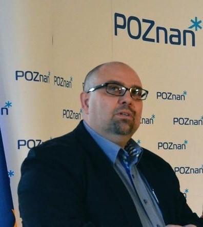 Metropolia Poznań: Piotr Wiśniewski nowym dyrektorem biura