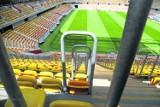 Hiszpanie finiszują z pracami na stadionie przy ul. Słonecznej