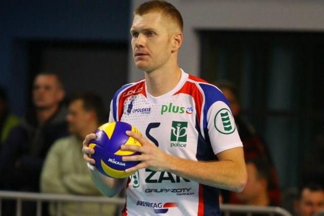 Paweł Zagumny (Zaksa Kedzierzyn-Koźle).