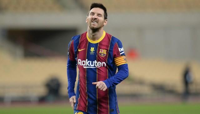 Lionel Messi chciał latem opuścić Barcelonę