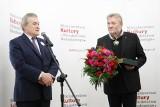"""Krzysztof Cugowski uhonorowany Złotym Medalem Zasłużony Kulturze """"Gloria Artis"""""""