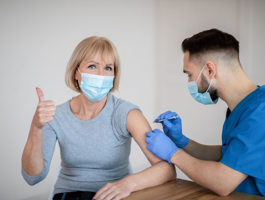 Efektywność programów szczepień jest inna niż skuteczność...