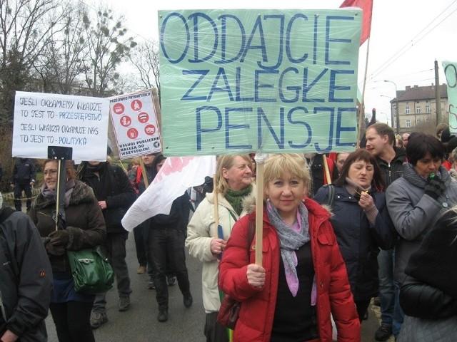 O swoje zaległe 20 tys. zł walczyła też Katarzyna Ilnicka. W byłym szpitalu pracowała w laboratorium