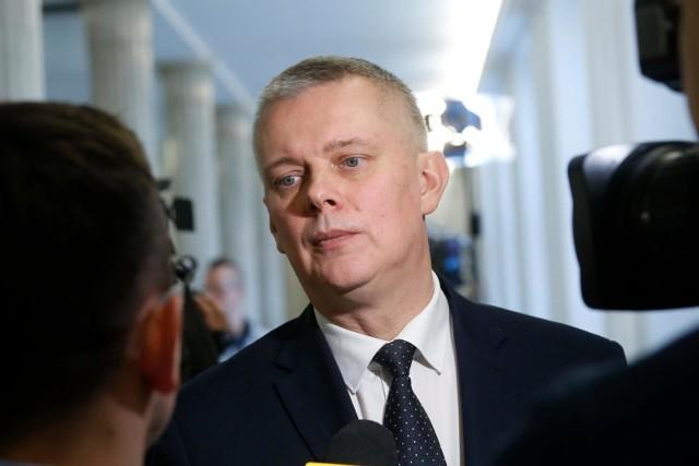 Tomasz Siemoniak. były szef MON, polityk Platformy Obywatelskiejfot. adam jankowski / polska press