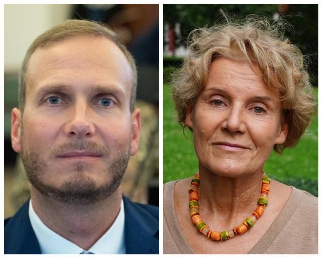Paweł Sowa nie uderzył Anny Wachowskiej-Kucharskiej, jak twierdziła działaczka lewicy - tak uznały organy ścigania