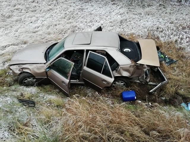 Chwila nieuwagi i niedostosowanie prędkość do warunków panujących na drodze było przyczyną aż czterech kolizji, do których doszło w środę i czwartek w naszym regionie.