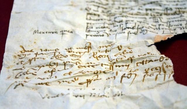Odnalezione dokumenty mają niezwykle cenną wartość historyczną. Obecnie przechodzą m.in. konserwację