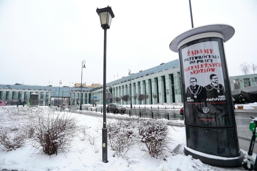 Sąd Okręgowy w Warszawie: Igor Tuleya pozostaje nadal...