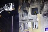 Zabrze. Wybuch gazu. Ranny mężczyzna ma poparzone 90 proc. ciała. Nadzór budowlany oceni, czy mieszkańcy wrócą do domów