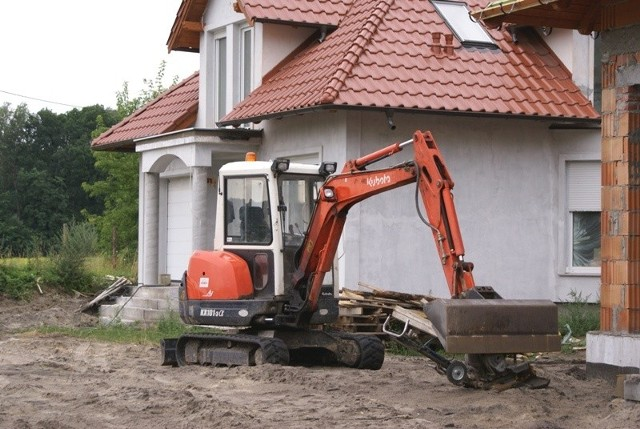Każdy kto buduje dom zapłaci wyższy VAT za materiały budowlane (fot. archiwum)