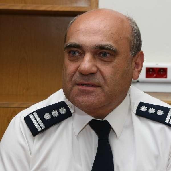 Inspektor Jerzy Matlak