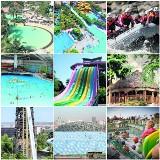 TOP 10 parków wodnej rozrywki na świecie! Testowałeś któryś z nich?