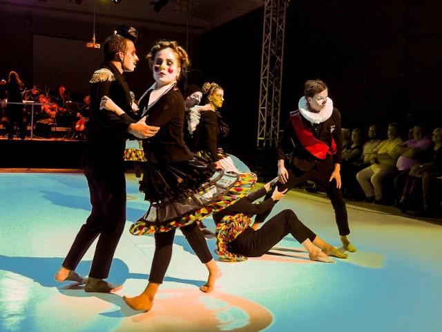 Pupile - spektakl taneczno-muzyczny w hali PB