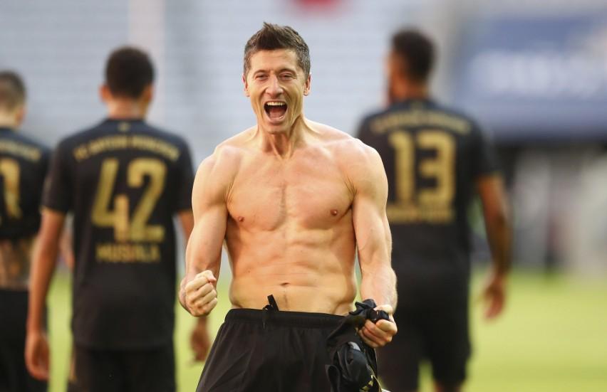 Robert Lewandowski rozgrywa swój 12. sezon w Bundeslidze. W...