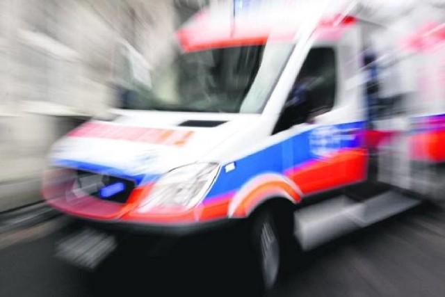 Na DK 81 w Mikołowie doszło do zderzenia aut i potrącenia