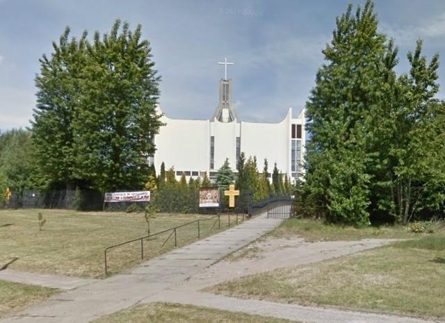 """W kościele św. Maksymiliana Kolbego  odbędzie się podsumowanie Jubileuszowego Konkursu Plastycznego dla Dzieci """"Mój Kościół na Pomorzu""""."""