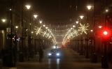 Jaka będzie iluminacja świąteczna na ul. Piotrkowskiej? Ogłoszono przetarg na montaż