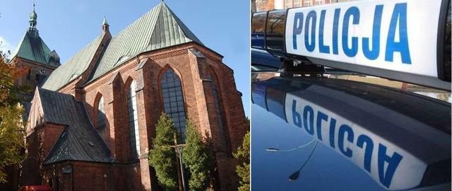 Do kradzieży w katedrze doszło najpewniej wczoraj, po wieczornej mszy.
