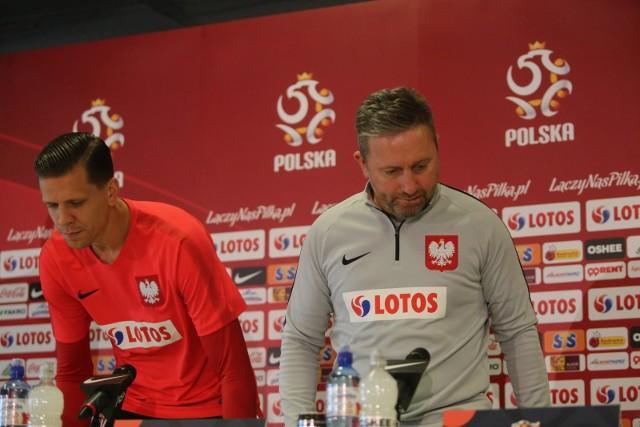 Wojciech Szczesny, Jerzy Brzeczek