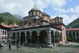 """Bułgaria: unikalny krzyż robiony przez mnicha przez kilkanaście lat i inne """"cuda"""" klasztoru"""