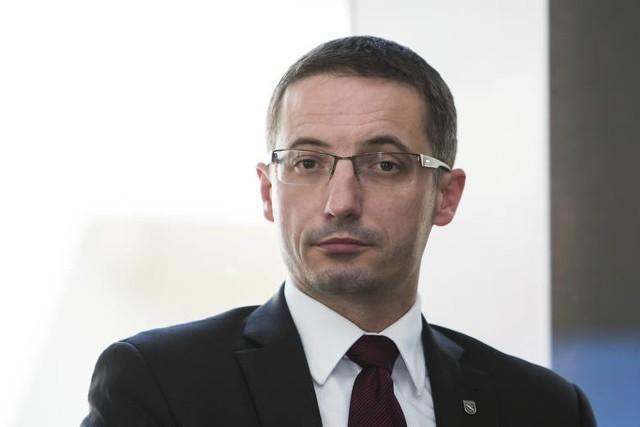 """Piotr Kuczera: """"Nie zamierzam udostępnić danych rybniczan Poczcie Polskiej na podstawie przesłanego anonimu"""""""