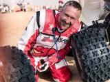 Rafał Sonik liderem rajdu Abu Dhabi Desert Challenge