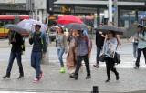 Nowe ostrzeżenie dla Wrocławia: Burze z gradem