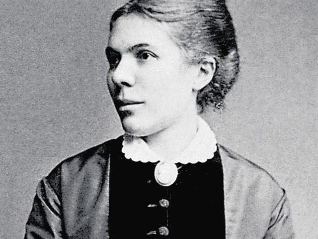 """Joanna Berta von der Goltz, autorka powieści """"Biała Dama"""" z 1906 roku - zdjęcie udostępniła jej wnuczka"""