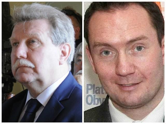 Andrzej Kobiak i Tomasz Szymański.
