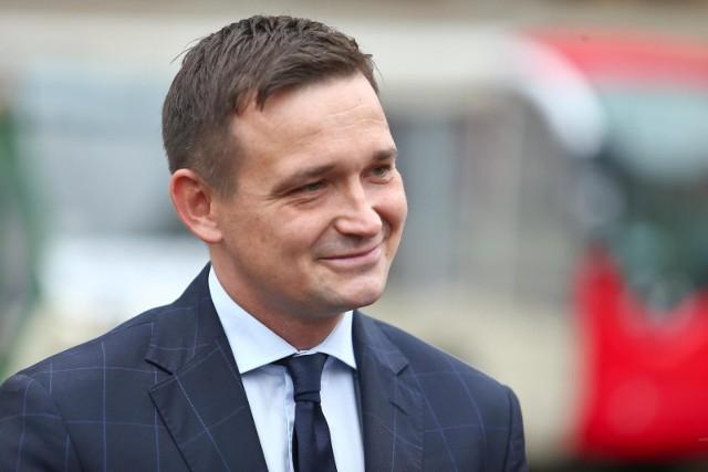 Michał Jaros, poseł Koalicji Obywatelskiej z Wrocławia.