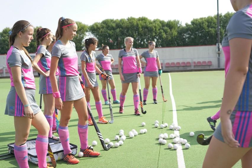 Jedenaście bramek strzeliły dziewczyny z KS Hokej Start Brzeziny!