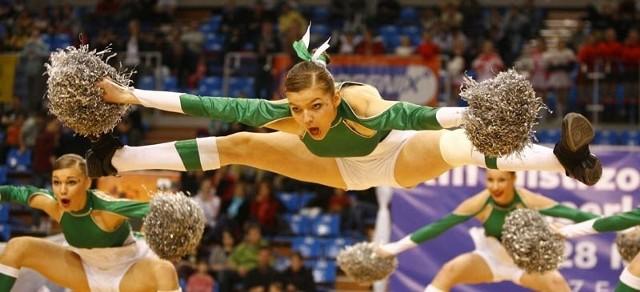Mistrzostwa CheerleadersMistrzostwa Polski  Cheerleaders w hali Podpromie w Rzeszowie