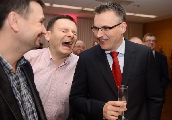 W niedzielę 15 marca w Zielonej Górze odbyły się wybory samorządowe na prezydenta miasta oraz do rady miasta. W hotelu Ruben swoje zwycięstwo świętował prezydent Janusz Kubicki.