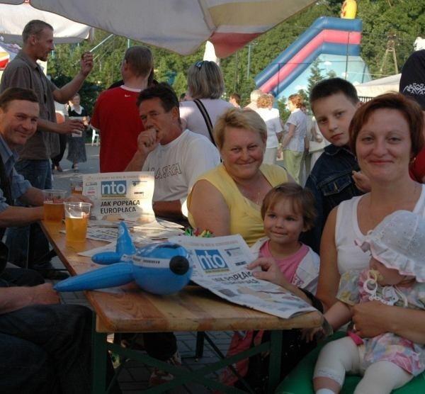Na dniach miasta jak zwykle spotkają się dobrodzienianie z Polski z Niemiec.
