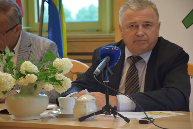 Tadeusz Stelmaszyk: - Zginęły pszczoły...Duża strata