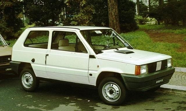 Fiat Panda w odmianie Super