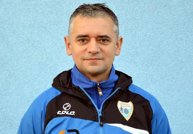 Sławomir Frączek nie jest już trenerem Unii Oświęcim.