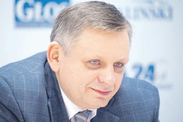 – Jeszcze w tej kadencji przedstawimy plany na zagospodarowanie Góry Chełmskiej.
