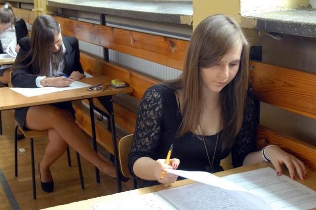 Humanistyczna część egzaminu gimnazjalnego 2012 w Gimnazjum nr 10 w Rzeszowie
