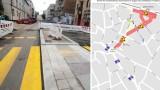Otwarte Rondo Sybiraków, ale zamkną dla ruchu inne ulice. Kierowcy uważajcie na zmiany